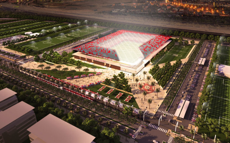 Phoenix Rising Co Owner Vows Mls Stadium Will Get No