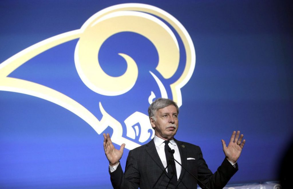 St  Louis lawsuit over Rams move heads for discovery, NFL is