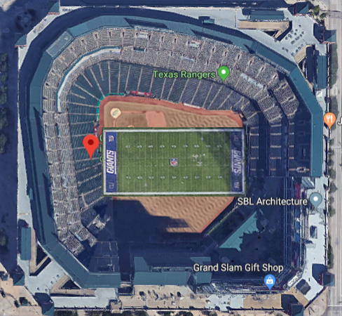 Texas Rangers Old Stadium To Be Permanently Converted For Xfl What Could Possibly Go Wrong Here Field Of Schemes