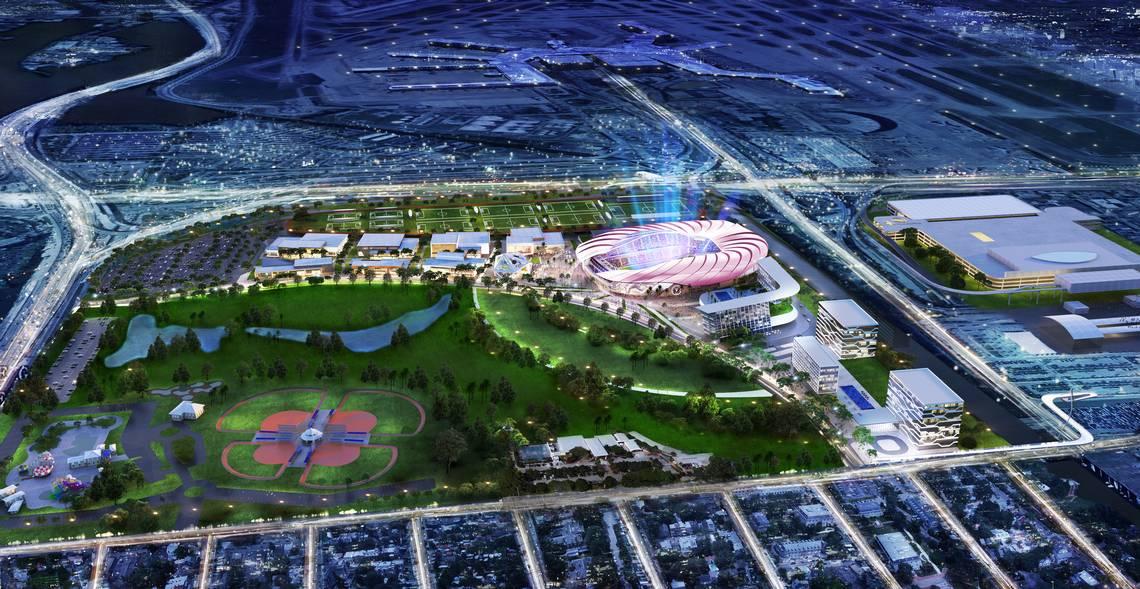 David Beckham S Miami Stadium Site Is Laced With Arsenic