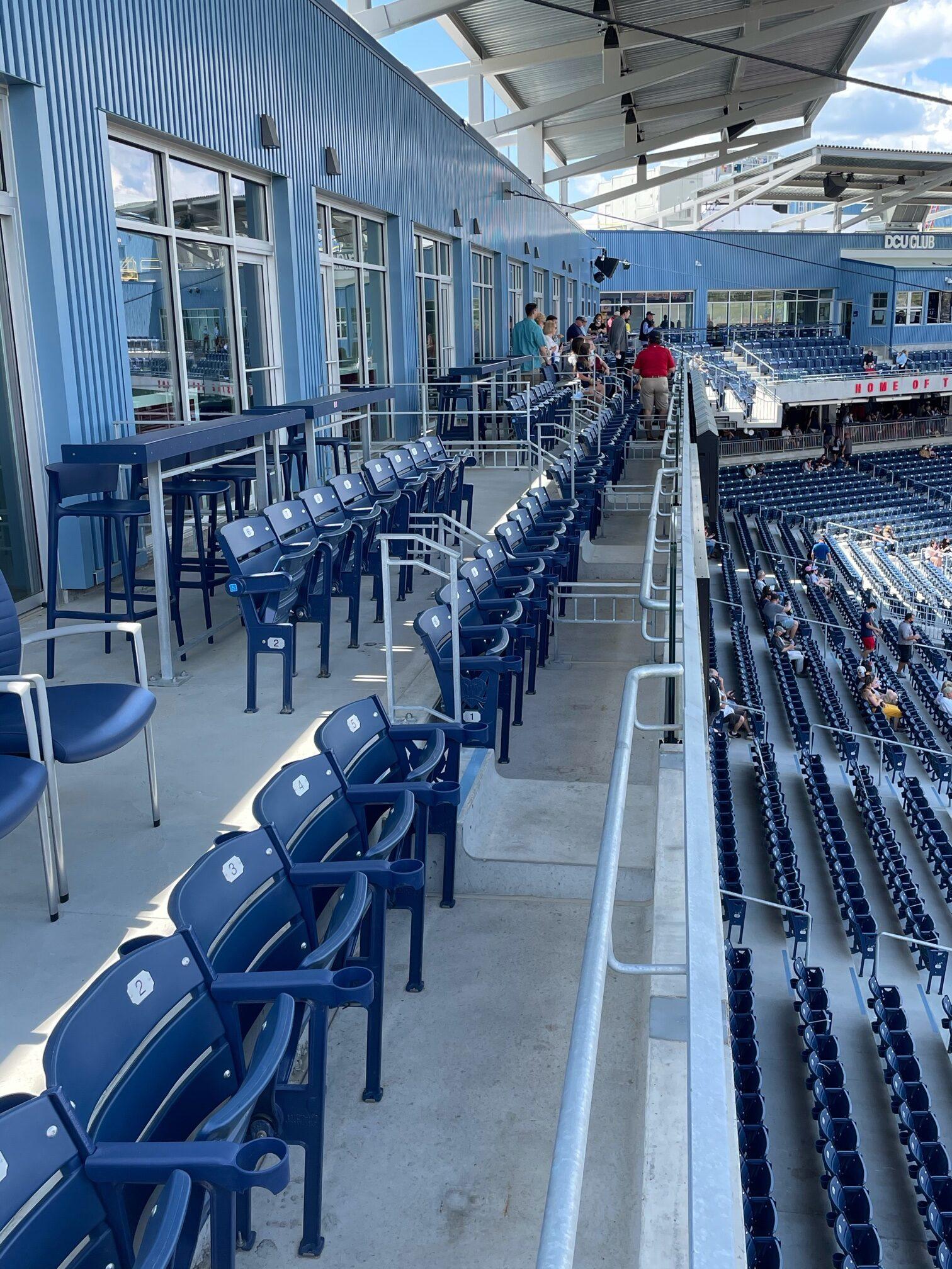 Worcester's butt-ugly $160m stadium: an eyewitness report